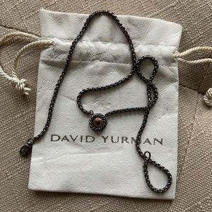 David Yurman Amethyst Necklace